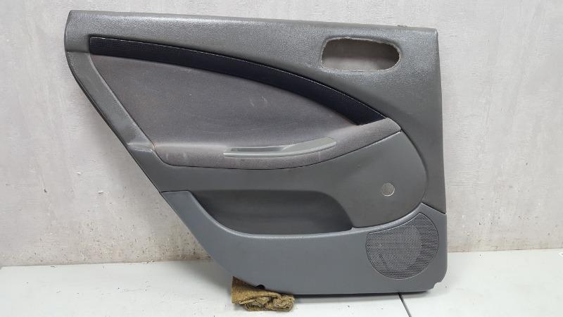 Обшивка карта двери Chevrolet Lacetti J200 F14D3 2007 задняя левая