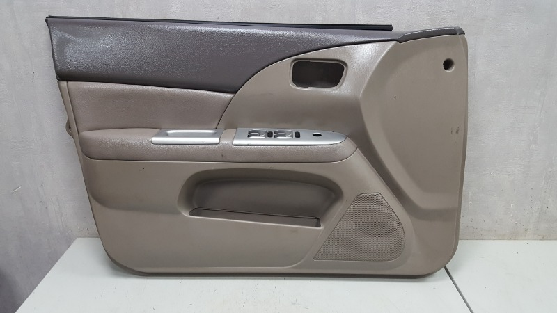 Обшивка карта двери Vortex Estina A21 2010 передняя левая