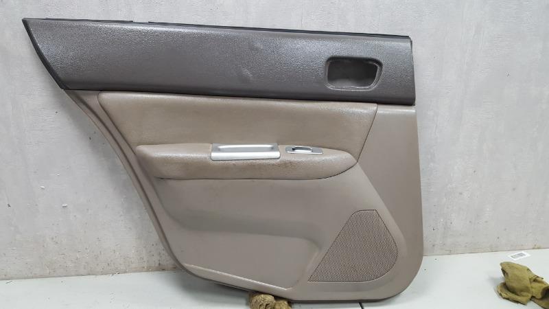 Обшивка карта двери Vortex Estina A21 2010 задняя левая