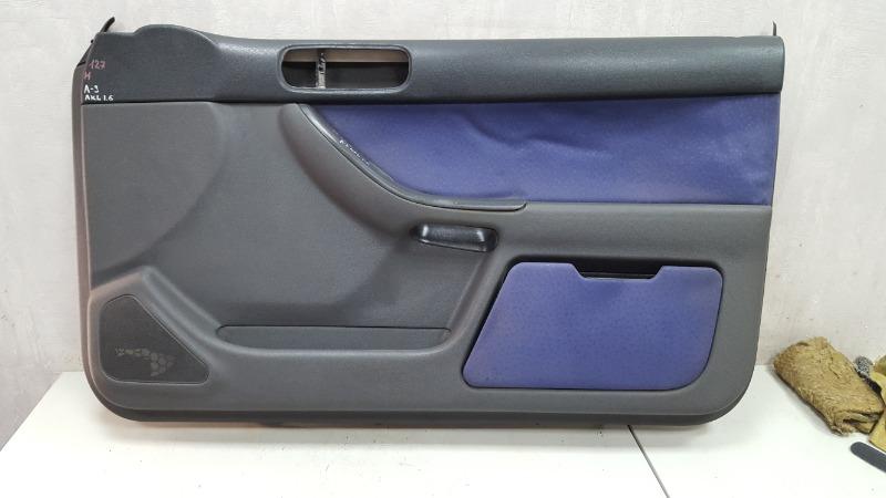 Обшивка карта двери Audi A3 Купэ 8L1 AKL 1998 передняя правая