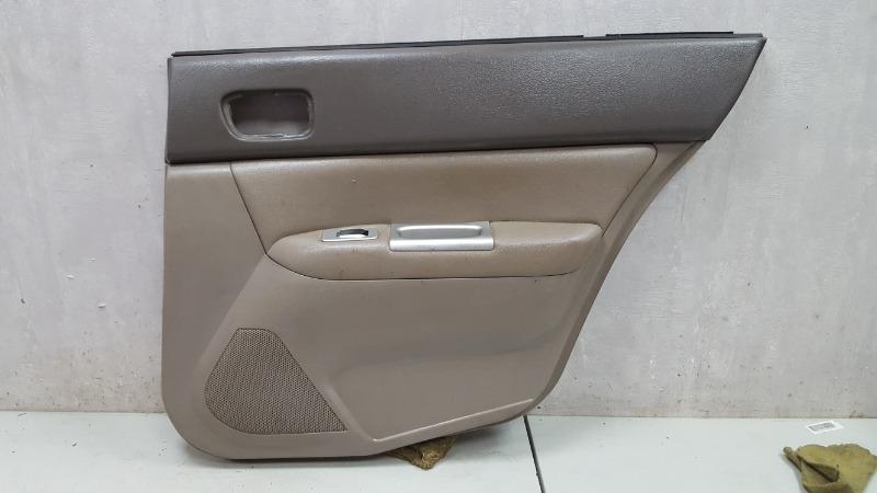 Обшивка карта двери Vortex Estina A21 2010 задняя правая