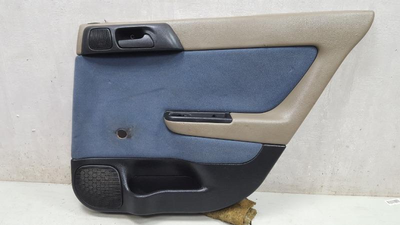 Обшивка карта двери Chevrolet Viva Z18XE 2008 задняя правая
