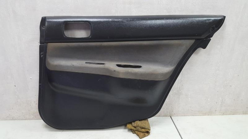 Обшивка карта двери Mitsubishi Lanser 9 CSA 4G18 2003