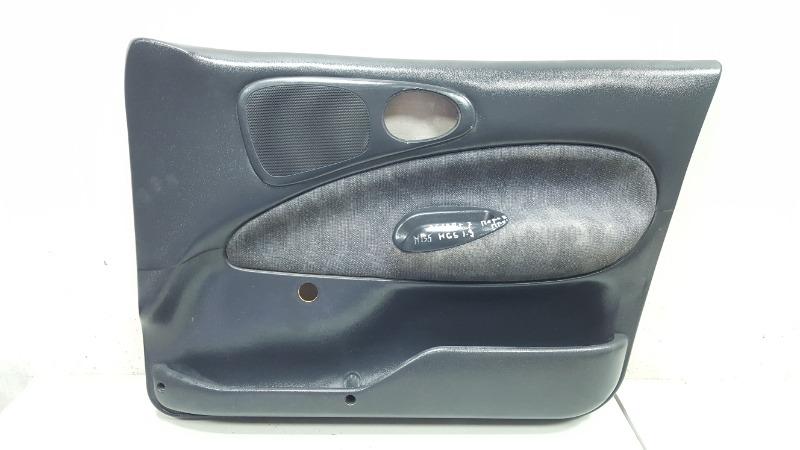 Обшивка карта двери Ford Escort 7 GAL HCS 1998 передняя правая