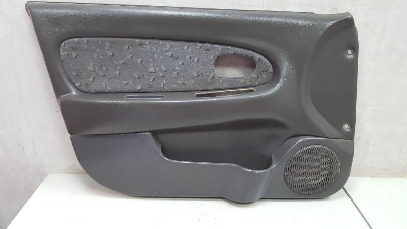 Обшивка карта двери Kia Spectra FB S6D 2008 передняя левая