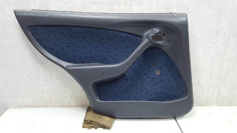 Обшивка карта двери Fiat Bravo 188A5.000 1998 задняя левая