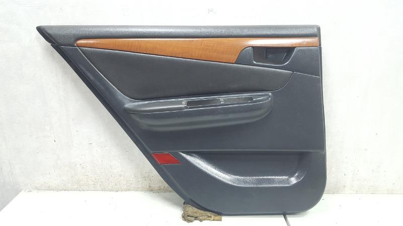 Обшивка карта двери Lifan Solano 620 LF481Q3 2011 задняя левая