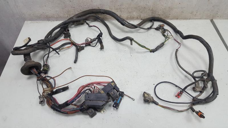 Проводка шлейф коса двигателя двс Ваз 2114