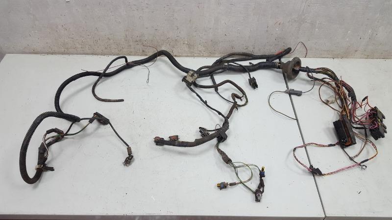 Проводка шлейф коса двигателя двс Ваз 2107 Инжектор
