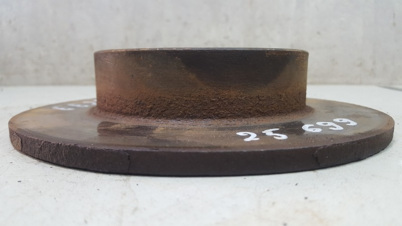 Тормозной диск Geely Otaka CK СЕДАН MR479QA 1.5Л 2008