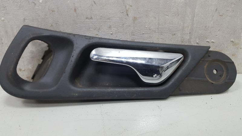 Ручка двери внутренняя Mercedes C230 Kompressor W203 M271.948 2003 задняя левая