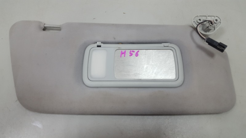 Козырек солнцезащитный Mercedes Ml430 W163 M113.942 1999 правый