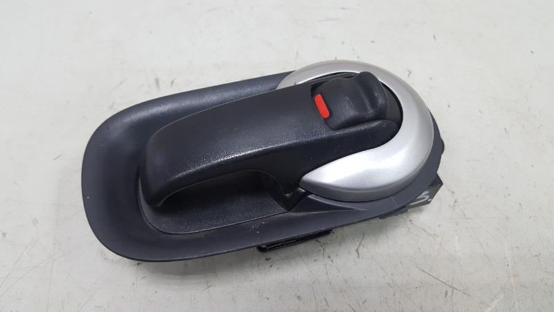 Ручка двери внутренняя Nissan Tiida C11X HR16DE 2008 задняя правая