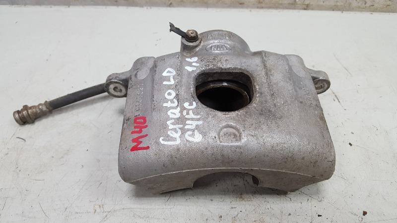 Тормозной суппорт Kia Cerato 1 LD G4FC 2007