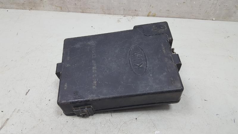 Крышка блока предохранителей Kia Spectra FB S6D 2008