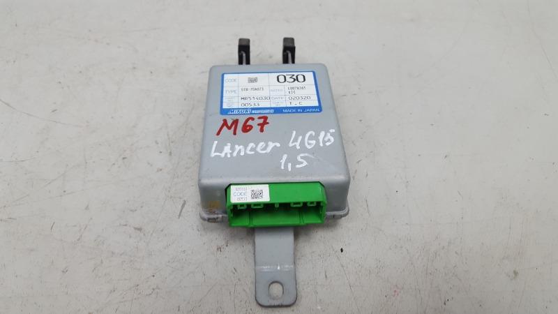 Блок управления Mitsubishi Lanser Cedia CS2A 4G15 2002