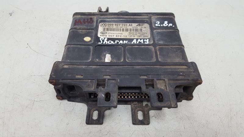 Блок управления акпп Volkswagen Sharan 7M8 AMY 1999