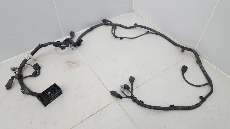 Проводка шлейф коса моторного отсека Kia Cerato 1 LD G4FC 2007