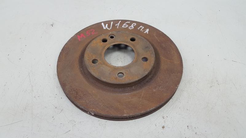 Тормозной диск Mercedes A190 W168 M166.990 2001