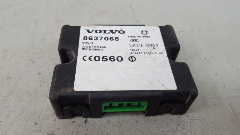 Блок управления Volvo C70 Купэ NK B5234T3 2001г
