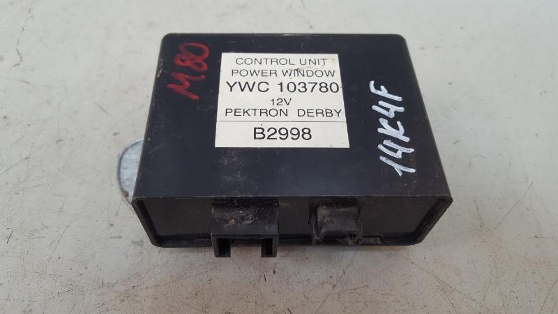 Блок управления стеклоподъемниками Rover 200 RF 14K4F 1999