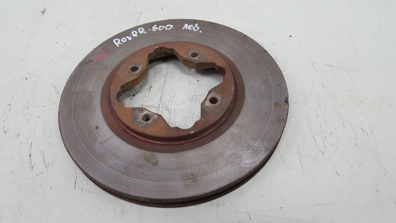 Тормозной диск Rover 600 RH H23A3 1997 левый