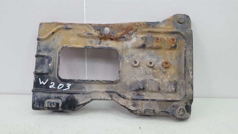 Площадка аккумулятора акб Mercedes C230 Kompressor W203 M271.948 2003