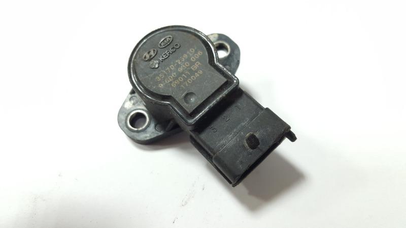 Датчик положения дроссельной заслонки Kia Cerato 1 LD G4FC 2007