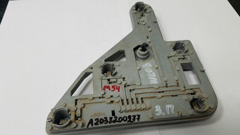 Плата заднего фонаря Mercedes C230 Kompressor W203 M271.948 2003 задняя правая
