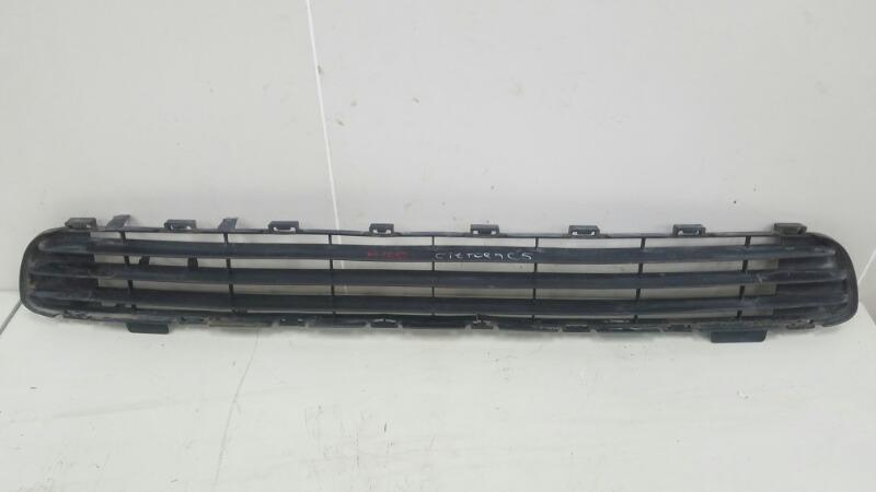 Решетка бампера Citroen C5 DC 4HX (DW12TED4/FAP) 2.2Л 2002