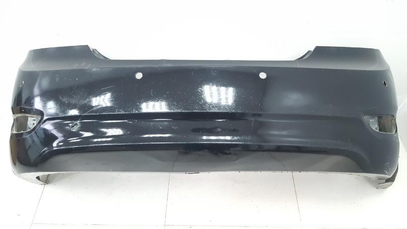 Бампер Hyundai Solaris RB G4FC 1.6Л 2012 задний
