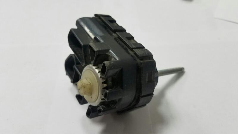 Корректор наклона фар Mitsubishi Colt Z3A 4A90 2006
