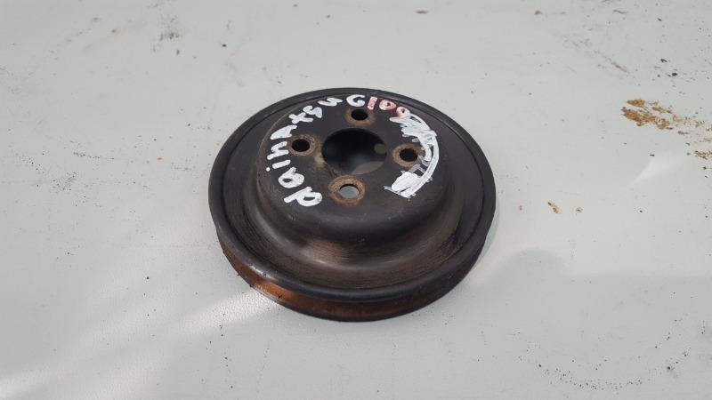 Шкив помпы гура насоса гидроусилителя Daihatsu Charade G100