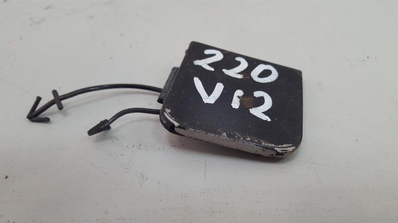 Заглушка бампера Mercedes S600 W220 M275.950 2002