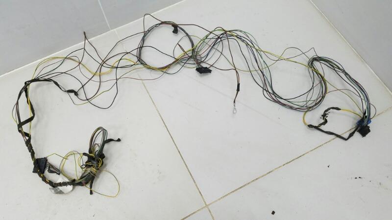 Проводка шлейф коса салона Mercedes C320 W203 M112.946 2000г