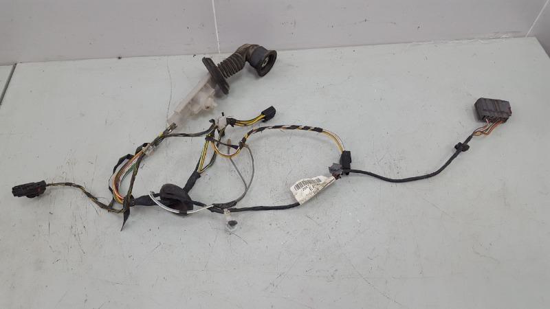 Проводка шлейф коса двери Ford Fusion JU FYJB 2005 задняя левая