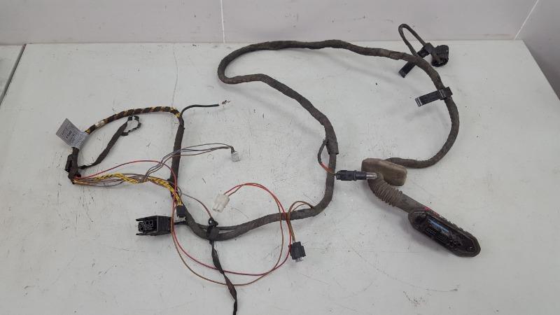 Проводка шлейф коса двери Bmw 750 I Il E38 M73 1997 задняя левая