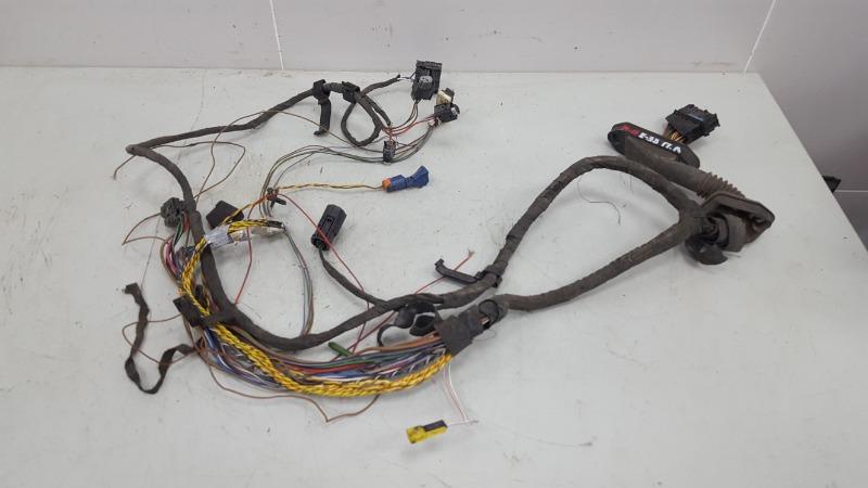 Проводка шлейф коса двери Bmw 750 I Il E38 M73 1997 передняя правая