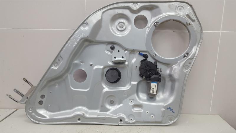 Стеклоподъемник электрический Hyundai Grandeur 4 TG G6DB 3.3Л 2008 задний правый