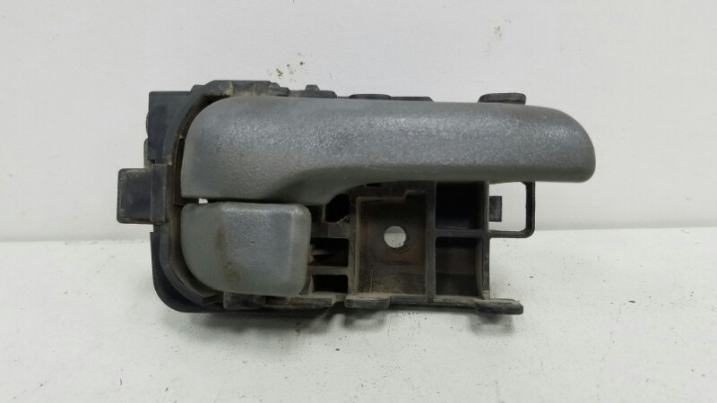 Ручка двери внутренняя Nissan Almera Classic B10 QG16DE 2008 задняя левая