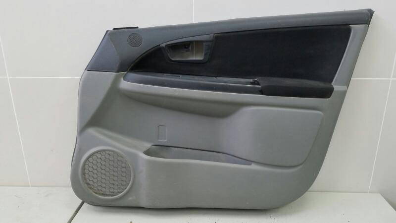 Обшивка карта двери Suzuki Sx4 GYA M16A 2012 передняя правая