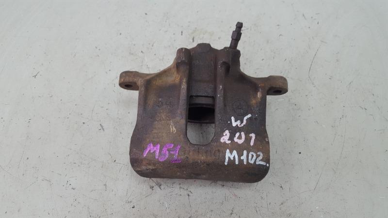 Тормозной суппорт Mercedes A190 W201 M102.910 1990