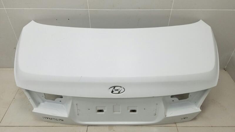 Крышка багажника Hyundai Grandeur 4 TG G6DB 3.3Л 2008