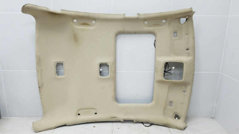 Обшивка потолка Hyundai Grandeur 4 TG G6DB 3.3Л 2008