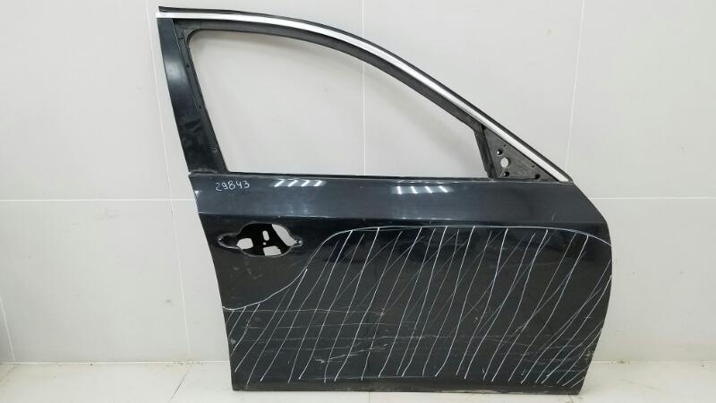 Дверь Bmw E60 передняя правая
