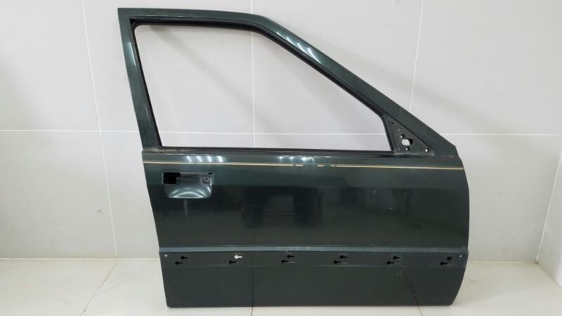 Дверь Renault 21 L48 F2N 1993 передняя правая