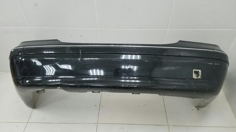 Бампер Mercedes C320 W203 M112.946 2000г задний