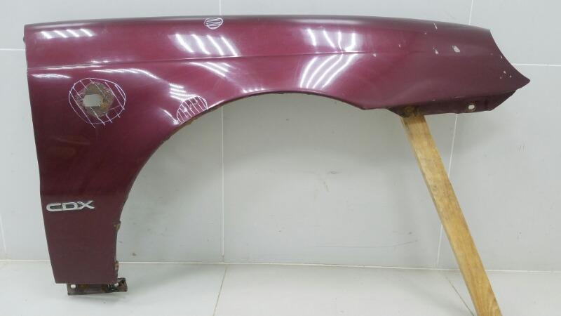 Крыло Daewoo Leganza KLAV T20SED 1998 переднее правое