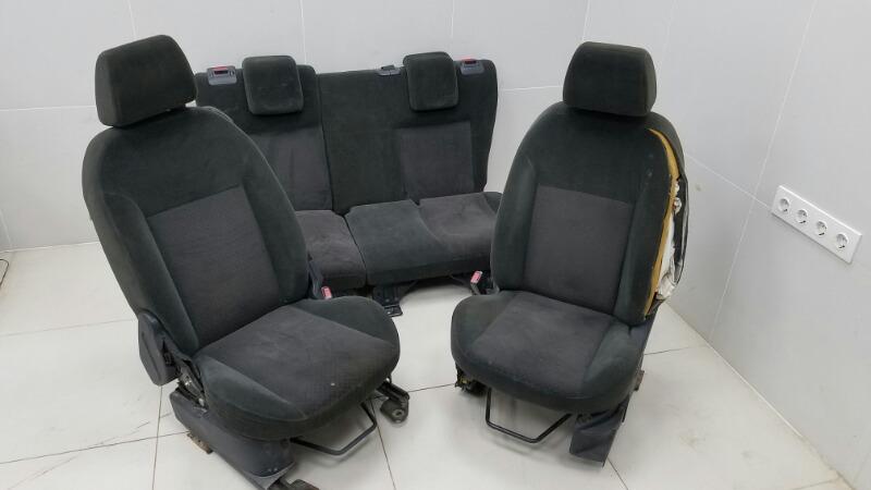 Комплект сидений Ford Fusion JU FYJB 2005