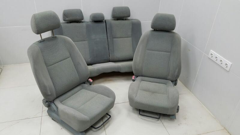 Комплект сидений Chevrolet Lacetti J200 F14D3 2007